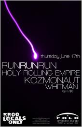 Run Run Run Summer Tour
